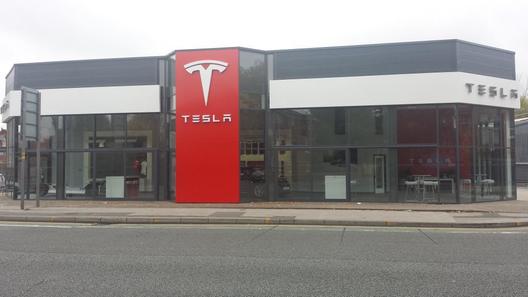 Tesla Manchester